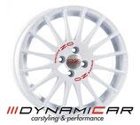 OZ SUPERTURISMO WRC WHITE ALUFELGEN | 14 - 18 ZOLL | AB 115,00 EURO PRO STÜCK