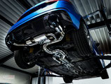EGO-X ABGASANLAGE AB KAT FÜR AUDI RS3 8V LIMO   | MIT EWG BETRIEBSERLAUBNIS |