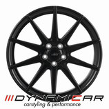 ELEGANCE WHEELS E1 FF DEEP CONCAVE HIGH GLOSS BLACK  | 19 ZOLL | AB 360,05 EURO PRO STÜCK