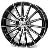R3 WHEELS R3H07 BLACK POLISHED | 18-20 ZOLL | AB 169,50 EURO PRO STÜCK