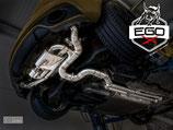 EGO-X ABGASANLAGE AB KAT FÜR AUDI TT-RS 8J MODELLE | MIT EWG BETRIEBSERLAUBNIS | SOFORT LIEFERBAR