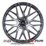 ELEGANCE WHEELS E3 FF DEEP CONCAVE TITANIUNM BRUSHED  | 20 - 21 ZOLL | AB 464,55 EURO PRO STÜCK