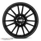 FONDMETAL 9RR SUPERLIGHT  ALUFELGEN RACING BLACK