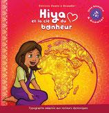 Livre Hiya et la clé du bonheur et livre audio