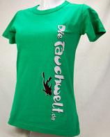 Tauchwelt T-Shirt Damen grün