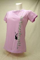 Tauchwelt T-Shirt Damen rosa