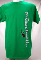 Tauchwelt T-Shirt Herren grün