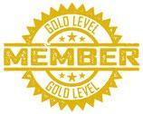 Gold Sponsor 1000 EUR