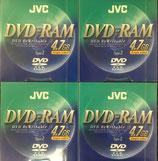JVC DVD-RAM