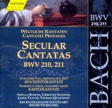 Bach-Collegium Stuttgart - Secular Cantatas
