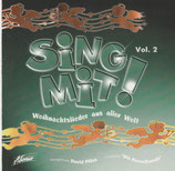 Adonia : Sing mit! - Weihnachtslieder aus aller Welt Vol.2