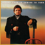 Johnny Cash : Johnny Cash Is Coming To Town