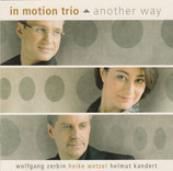 In Motion Trio - Another Way (Wolfgang Zerbin, Keyboards+Piano / Helmut Kandert, Drums+Percussion / Heike Wetzel, Flute)
