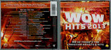 WOW HITS 2013 : 30 of The Year's Top Christian Artists And Hits (2-CD)