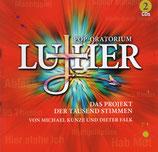 LUTHER Pop-Oratorium von Michael Kunze und Dieter Falk (2-CD)