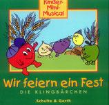 Die Klingbärchen - Wir feiern ein Fest