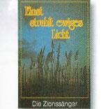 Zionssänger - Einst strahlt ewiges Licht
