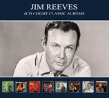 Jim Reeves - 4CD - Eight Classic Albums