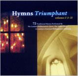 Hymns Triumphant Volume I & II (CD)