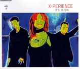 X-PERIENCE - It's A Sin (Maxi-CD mit 5 Tracks)