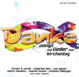 Danke - Songs und Lieder zum Kirchentag - Siegfried Fietz,Cae Gauntt,Clemens Bittlinger,u.a.) 2-CD