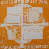 JUBAL-Band - Zwei Singspiele zum Familiengottesdienst