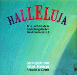 Tom Keene Band - Halleluja CD