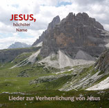 CD Jesus, schönster Name
