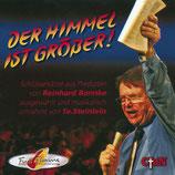 Reinhard Bonnke - Der Himmel ist grösser!