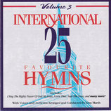Don Marsh Orchestra - 25 International Favourite Hymns Volume 3