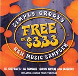 Simply Groovy New Music Sampler