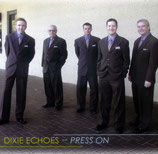 Dixie Echoes - Press On CD -
