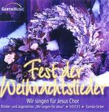 Wir singen für Jesus Chor, Kinder-und Jugendchor - Fest der Weihnachtslieder