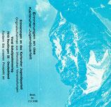Herold Sahm - Erinnerungen an das Karlsruher Jugendquartett MC (Musikkassette)