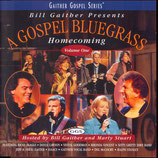 Gaither Homecoming - A Gospel Bluegrass Homecoming 2-CD