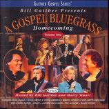Gaither Homecoming - A Gospel Bluegrass Homecoming 2-CD