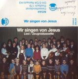 Wir singen von Jesus