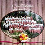 10 Jahre Kinderchor Wir singen für Jesus Chor