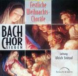 Bach Chor Siegen - Festliche Weihnachts-Choräle