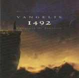 VANGELIS - 1492 Conquest of Paradise (Original Soundtrack)