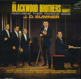 J.D.Sumner - The Blackwood Brothers Quartet featuring their famous Bass J.D.Sumner