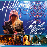 Hillsong Australia - For All You've Done (2-CD)