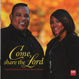 Lauren Solomons & Manilo Barry Davids - Come, share the Lord