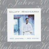 Cliff Richard - 40 Jahre, 40 Hits (2-CD 1998)