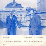 Wolfgang Blissenbach - Mein Herz ist froh