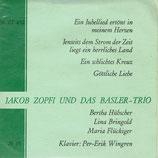 Jakob Zopfi und das Basler-Trio