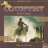 Jeff Taylor - COUNTRY Steel Guitar ; Instumental Memories