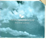 FURTHER SEEMS FOREVER - The Final Curtain CD+DVD
