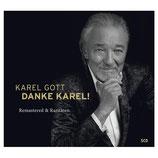 Karel Gott - Danke Karel! Remastered + Raritäten