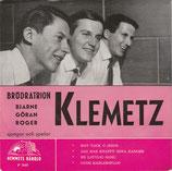 Brödratrion KLEMETZ (Bjarne, Göran, Roger) (Hemmes Härold P 5187)